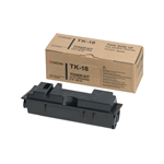 KYOCERA 1T02FM0EU0 (TK-18) Toner black, 7.2K pages @ 5% coverage