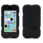 "Griffin GB38141-2 4"" Shell case Black mobile phone case"
