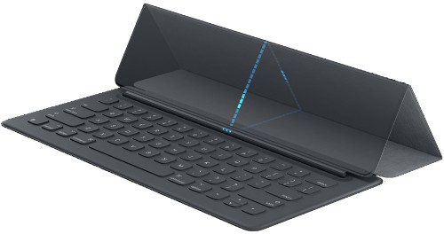Apple Smart Keyboard Smart Connector Black mobile device keyboard