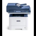 Xerox WorkCentre 3345 A4 40 ppm draadloze machine voor dubbelzijdig kopiëren en printen, scannen en faxen, geschikt voor PS3, PCL5e/6, voorzien van DADF en 2 laden voor totaal 300 vel