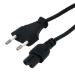MCL MC907-3M cable de transmisión Enchufe tipo C C7 acoplador