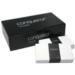 Conqueror Wove DL Wallet Envelope 110x220mm Bright White (Pack of 500)