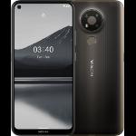 "Nokia 3.4 16.2 cm (6.39"") Dual SIM Android 10.0 4G USB Type-C 3 GB 64 GB 4000 mAh Charcoal"
