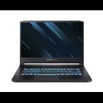 "Acer Predator Triton 500 PT515-51-76Z0 Black Notebook 39.6 cm (15.6"") 1920 x 1080 pixels 8th gen Intel® Core™ i7 i7-8750H 16 GB DDR4-SDRAM 512 GB SSD"