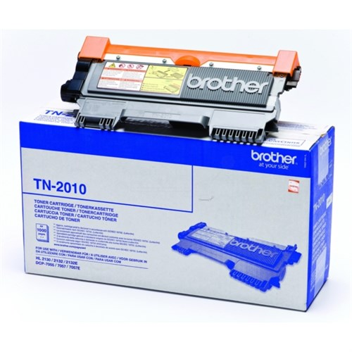Brother TN-2010 Toner black, 1000 pages TN2010