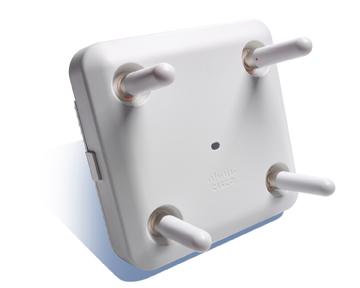 Cisco Aironet 2800e punto de acceso WLAN 2304 Mbit/s Energía sobre Ethernet (PoE) Blanco