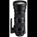 Sigma 740955 SLR Telephoto lens Black camera lense