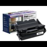 PrintMaster Black Toner Cartridge for Lexmark T640/642/644, X640,642/644, IBM 1532, 1552, 1572, 1650