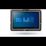 """Getac UX10 G2 25.6 cm (10.1"""") 10th gen Intel® Core™ i5 8 GB 256 GB Wi-Fi 6 (802.11ax) Black Windows 10 Pro"""