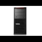 Lenovo ThinkStation P310 3.5GHz E3-1245V5 Tower Black