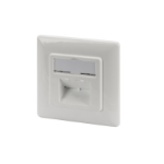 Digitus DN-9007-1 socket-outlet 2 x RJ-45 White