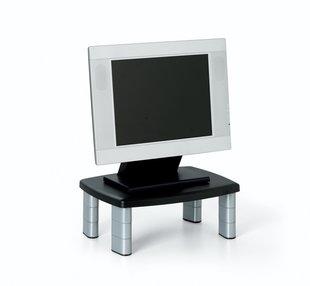 3M MS80B Black, Silver Flat panel Multimedia stand