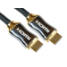 Cables Direct HDMI/HDMI M/M 0.5m HDMI cable HDMI Type A (Standard) Black,Gold