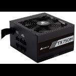 Corsair TX750M power supply unit 750 W 20+4 pin ATX ATX Black