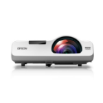 Epson PowerLite 525W Desktop projector 2800ANSI lumens 3LCD WXGA (1280x800) White data projector