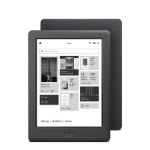 "Kobo Glo HD 6"" Touchscreen 4GB Wi-Fi Black e-book reader"