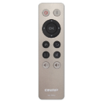 QNAP RM-IR002 Press buttons Grey remote control