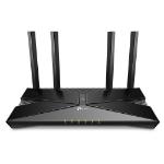 TP-LINK Archer AX50 draadloze router Gigabit Ethernet Dual-band (2.4 GHz / 5 GHz) Zwart