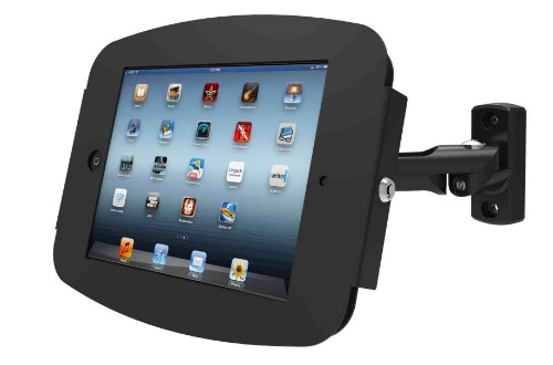 Compulocks Space Swing Arm Tablet/UMPC Black Passive holder