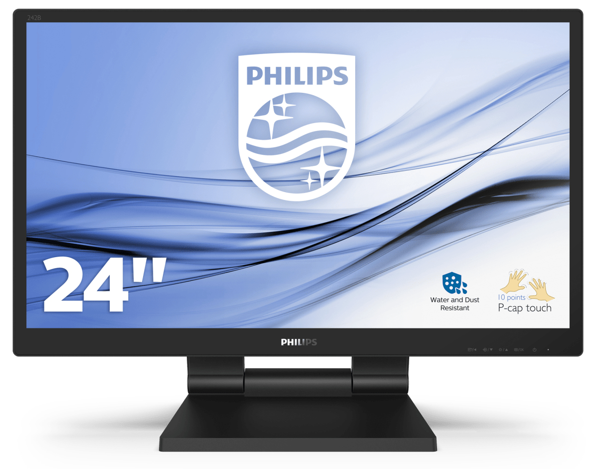 Philips Monitor LCD con SmoothTouch 242B9T/00