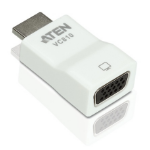 Aten VC810 cable interface/gender adapter White