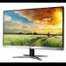 """Acer G7 G277HU 27"""" Silver Wide Quad HD"""