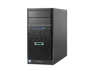 Hewlett Packard Enterprise ProLiant ML30 Gen9 3.7GHz Tower (4U) E3-1240V6 Intel® Xeon® E3 v6 460W server