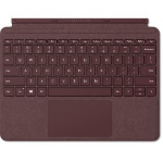 Microsoft Surface Go Signature Type Cover toetsenbord voor mobiel apparaat QWERTY US International Bordeaux rood