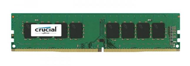 Crucial CT4G4DFS8266 módulo de memoria 4 GB 1 x 4 GB DDR4 2666 MHz
