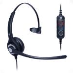 JPL 401S Headset Head-band USB Type-A Black