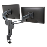 KENSINGTON KTG SMARTFIT DUAL MONITOR ARM MOUNT