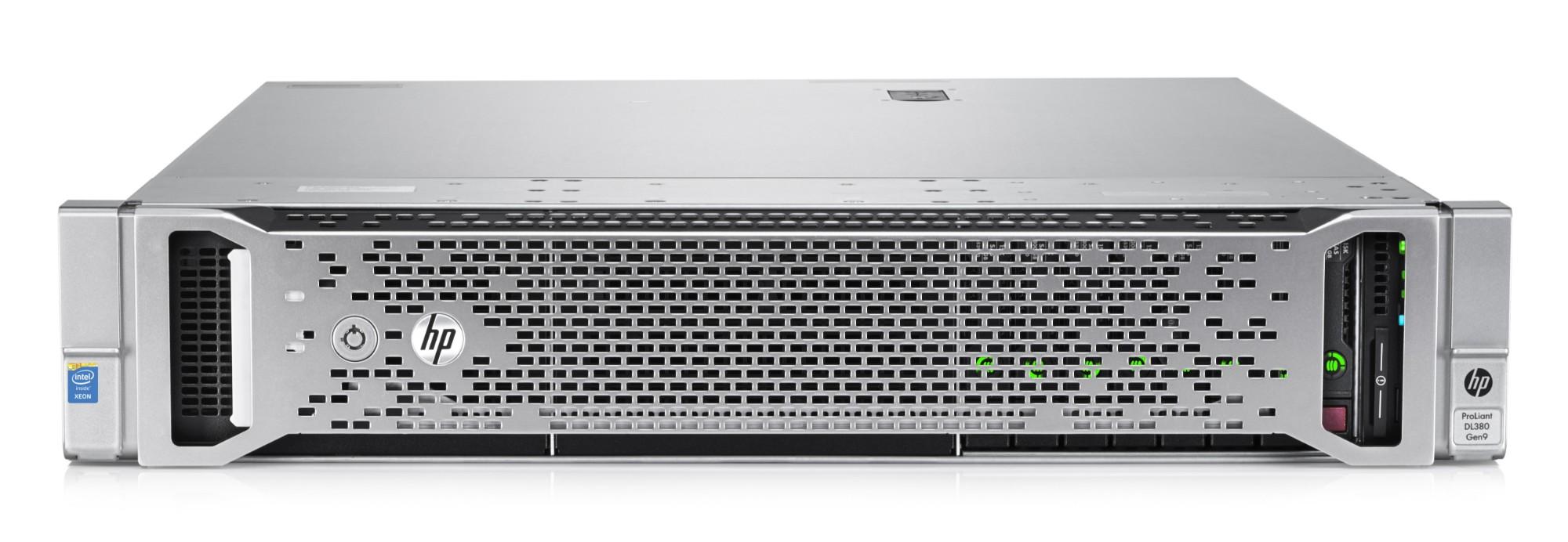 Hewlett Packard Enterprise ProLiant DL380 Gen9 2.2GHz E5-2650V4 800W Rack (2U) server
