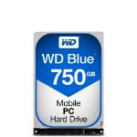 "Western Digital Blue PC Mobile 2.5"" 750 GB Serial ATA III"
