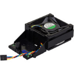 DELL ASSY, FAN, 12V, FRT, CPU