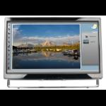 "Planar Systems PXL2230MW 21.5"" 1920 x 1080 pixels Tabletop Metallic"