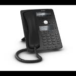 Snom D745 IP phone Black