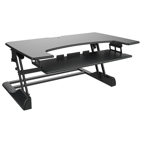 Brateck Height-adjustable Standing Desk 1050mm wide