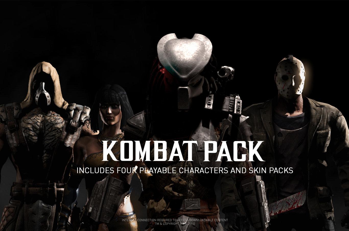 Nexway Mortal Kombat X Kombat Pack Video game downloadable content (DLC) PC Español
