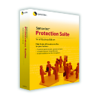 New Genuine Symantec Protection Suite SB 4.0, 1Y, 10U, CD, ENG