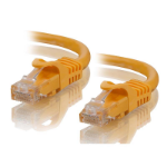 ALOGIC 1m Yellow CAT5e Network Cable