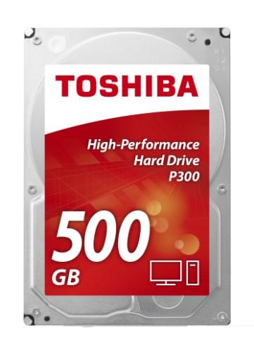 Toshiba P300 500GB 3.5