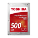 "Toshiba P300 500GB 3.5"" Serial ATA III"