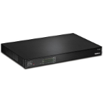 Trendnet TPE-1026L Fast Ethernet (10/100) Power over Ethernet (PoE) 1U Black network switch
