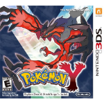 Nintendo Pokemon Y Basic Nintendo 3DS English video game