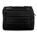 "Veho VNB-001-T2 notebook case 43.2 cm (17"") Black"