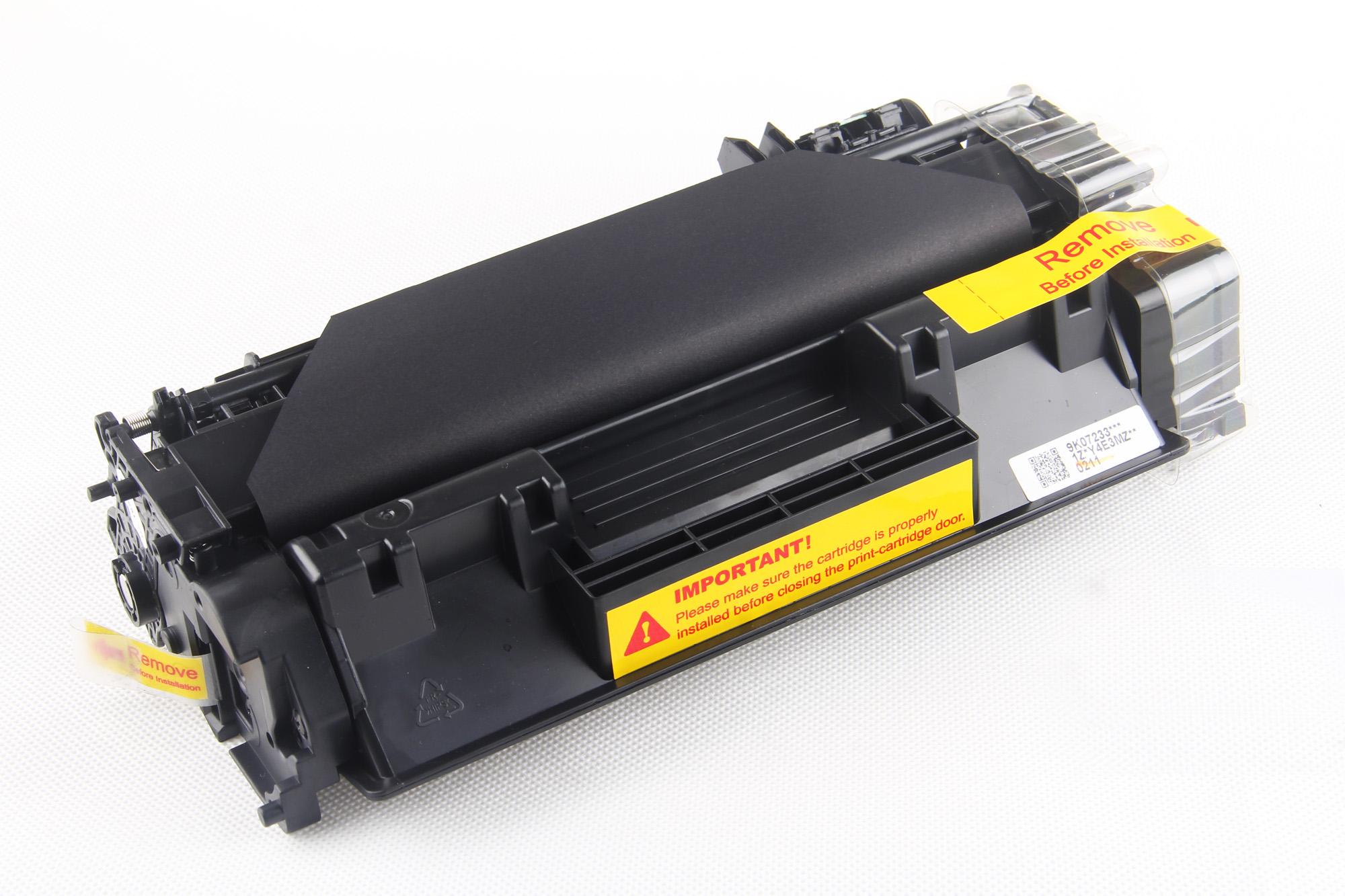 Remanufactured HP CF280A (80A) Black Toner Cartridge