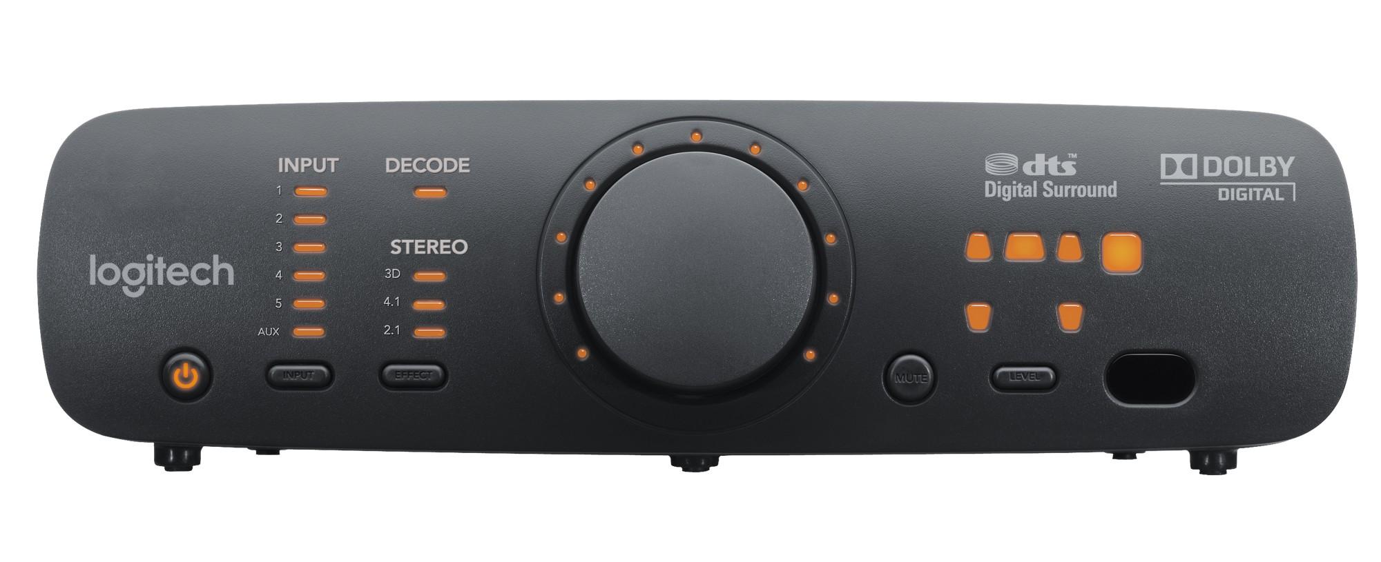 Logitech Z906 Speaker Set 5 1 Channels 500 W Black 327 In