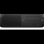 HP Z2 SFF G5 i5-10500 10th gen Intel® Core™ i5 8 GB DDR4-SDRAM 256 GB SSD Windows 10 Pro for Workstations Workstation Black