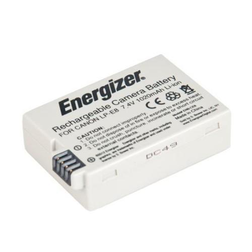 Energizer ENB-CE8 camera/camcorder battery Lithium-Ion (Li-Ion) 1020 mAh