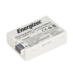 Energizer ENB-CE8 camera/camcorder battery Lithium-Ion (Li-Ion) 1020 mAh